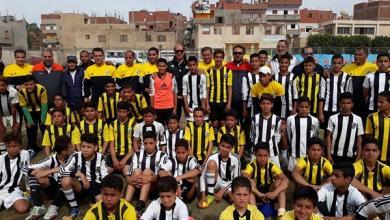 أكاديمية المقاولون العرب لكرة القدم