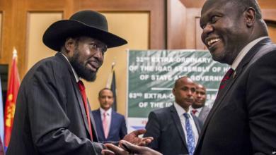 Photo of أخيرا.. السلام في جنوب السودان