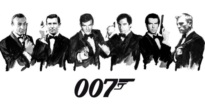 عملاء 007