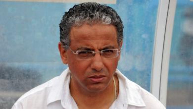 المدرب البلجيكي الجزائري عادل العمروش