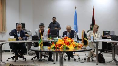 اجتماع البعثة الأممية حول الأوضاع الأمنية في طرابلس - ارشيفية
