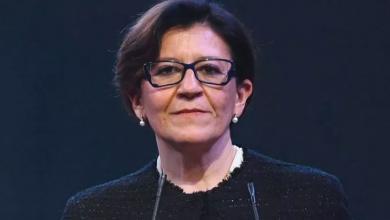 وزيرة الدفاع الإيطالية، إليزابيتا ترينتا