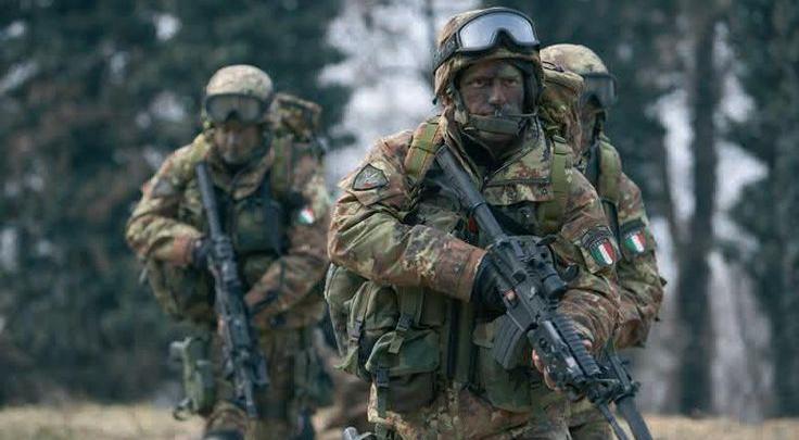 القوات الإيطالية الخاصة