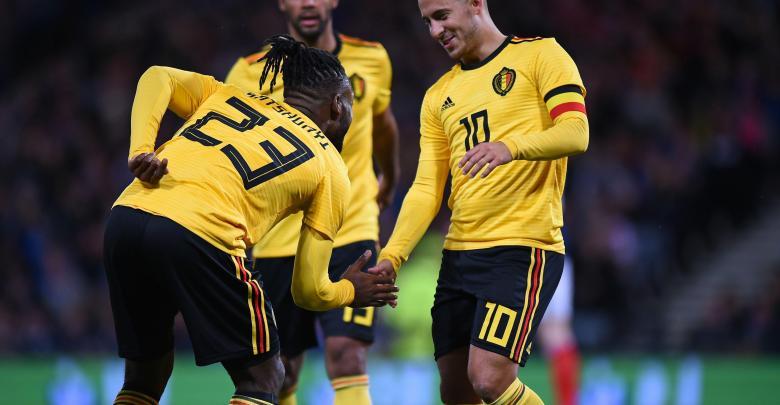 المنتخب البلجيكي