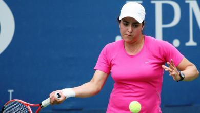لاعبة كرة المضرب التونسية أنس جابر