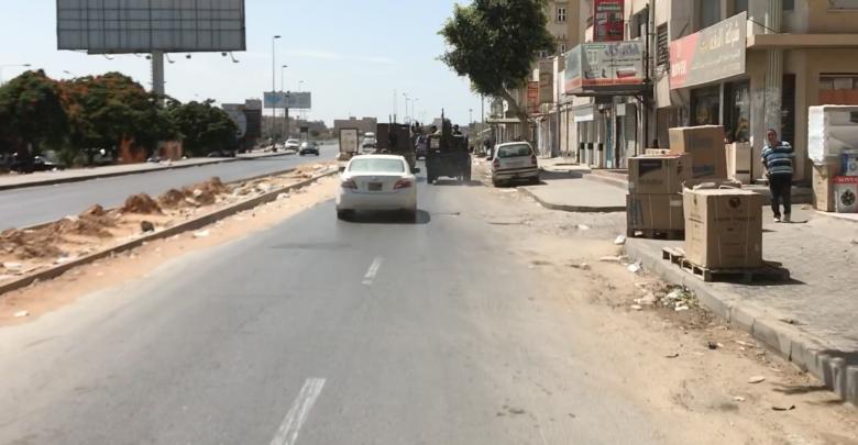 دوريات أمنية تجوب شوارع طرابلس بالمكبرات الصوتية
