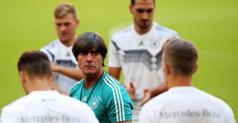 مدرب المنتخب الألماني يواخيم لوف