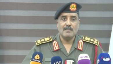 """صورة الجيش الوطني يدين بشدة تفجير """"مؤسسة النفط"""""""