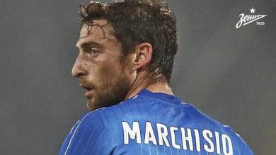 لاعب الإيطالي كلاوديو ماركيزيو