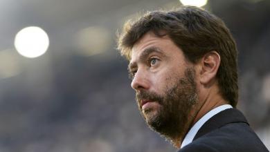رئيس اللجنة الاقتصادية في الاتحاد الاوروبي لكرة القدم الايطالي أندريا أنييلي