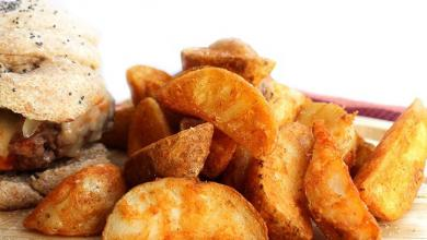 Photo of طريقة صحية لإعداد بطاطا الودجز