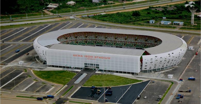 ملعب اكوا ايبوم ستوديوم بمدينة اويو