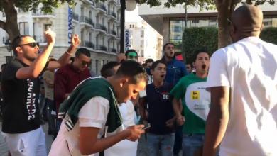 جماهير الكرة الليبية