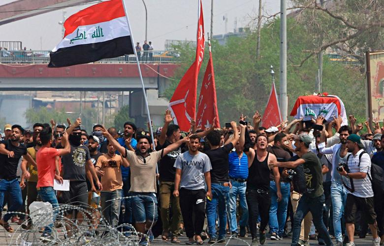احتجاجات في البصرة