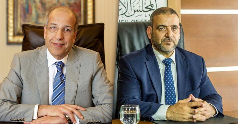 خالد المشري والصديق الكبير