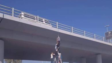 ليبي يُحاول الانتحار شنقاً