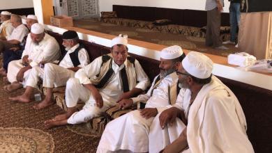 اجتماع قبائل ومدن الغربية في الزنتان
