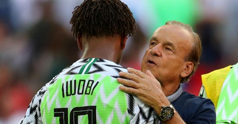 مدرب منتخب نيجيريا جيرنوت روهر