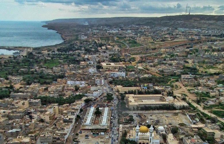 مدينة درنة - صورة أرشيفية