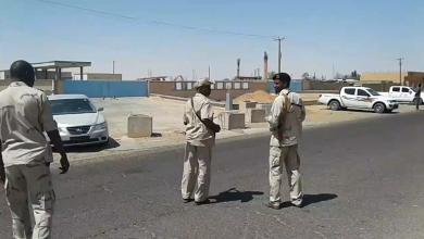 صورة ارتياح في سبها بعد تحسن الوضع الأمني