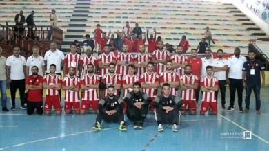 فريق اتحاد طرابلس لكرة اليد