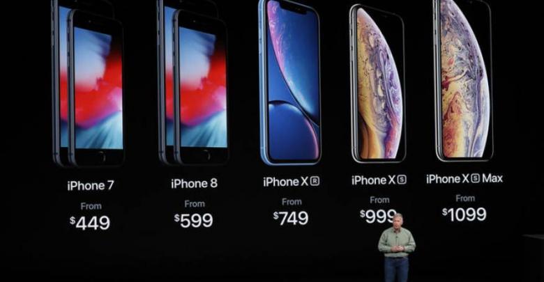 أسعار هواتف ابل الجديدة