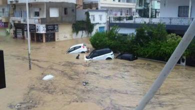 Photo of ولاية نابل التونسية تغرق (صور)