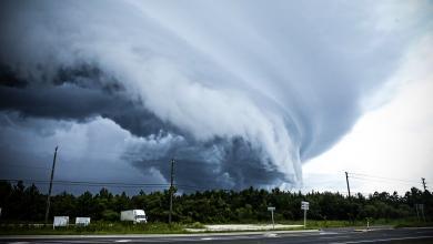 Photo of روزا .. عاصفة تتحول لإعصار في المحيط الهادي