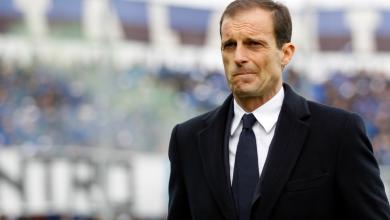 المدرب الإيطالي ماسيمليانو أليغري