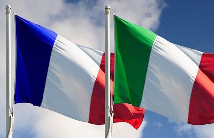 إيطاليا - فرنسا