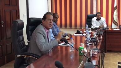 اجتماع مجلس إدارة جامعة اجدابيا