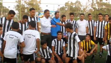 أكاديمية لكرة القدم في طرابلس