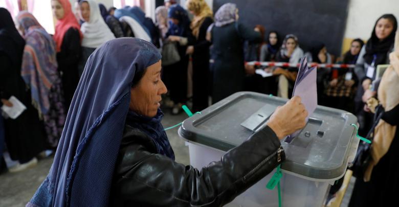الانتخابات الأفغانية