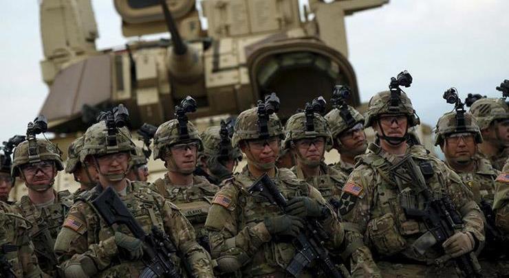 الجيش الأميركي
