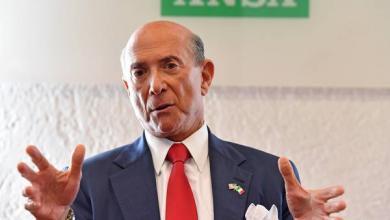السفير الأميركي لدى إيطاليا لويس أيزنبرغ