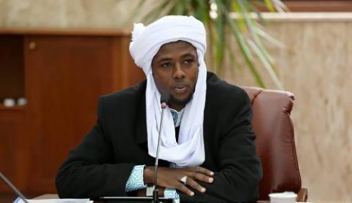 عضو الهيئة التأسيسية لصياغة مشروع الدستور السنوسي حامد