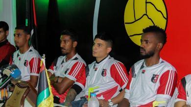 Photo of الصقور يُقدم لاعبيه الجدد