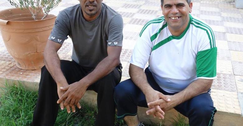 خالد العبدلي نجم أهلي بنغازي السابق