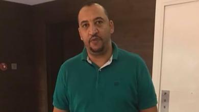 المعلق الرياضي الليبي محمد بركات