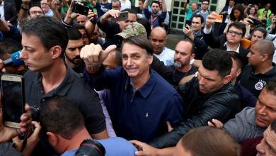 انتخابات البرازيل - مرشح اليمين المتطرّف جايير بولسونارو