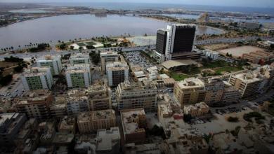 مشهد عام لمدينة بنغازي- إرشيفية