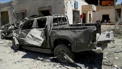 تفجير سيارة مفخخة شمالي العراق