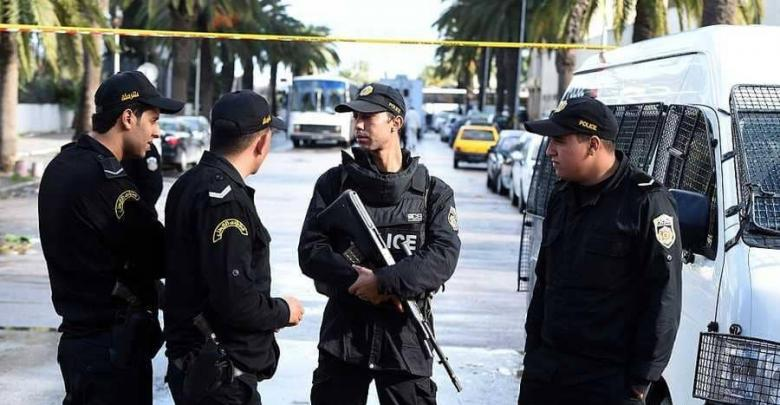 رجال أمن تونسيين