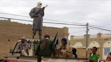 صورة مقتل 18 عنصرا من داعش الإرهابي في سيناء