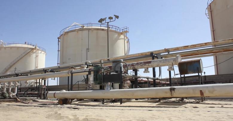 حقل البيضاء النفطي