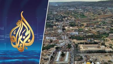 """Photo of كاتب ليبي يفضح ويُكذّب """"الجزيرة"""": تزوير من درنة"""
