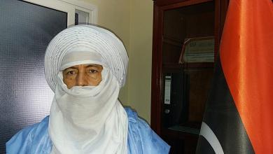 رئيس المجلس الأعلى لقبائل الطوارق مولاي قديدي