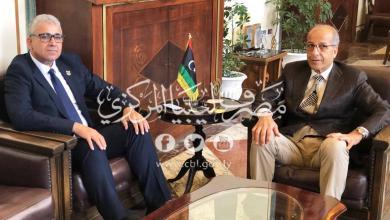 Photo of الكبير: جاهزون لتذليل الصعاب أمام وزارة الداخلية