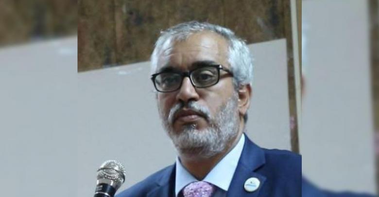 رئيس التكتل المدني الديمقراطي محمد سعد