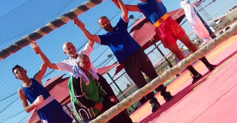 ملاكمة الجزيرة تتألق وتتوج في تونس